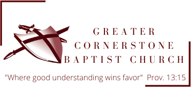 Greater Cornerstone Baptist Church