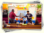 Vacation Bible School July 9th - 13th, 2012